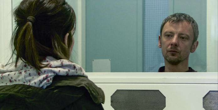 Shirley Henderson and John Simm in Everyday by Michael Winterbottom