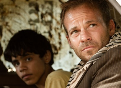 Abdallah El Akal and Stephen Dorff in Zaytoun by Eran Riklis