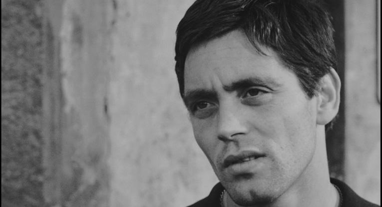 Franco Citti in Accatone