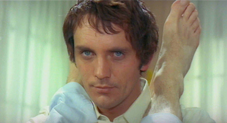 Terence Stamp in Teorema