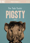 Pigsty/Porcile DVD Masters of Cinema