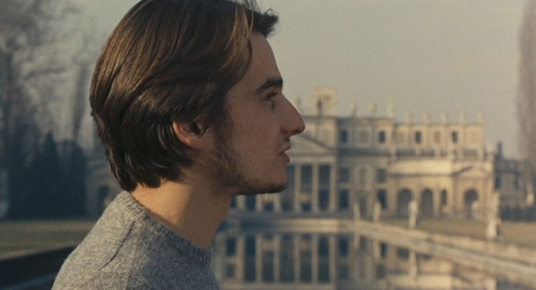 Jean-Pierre Léaud in Porcile
