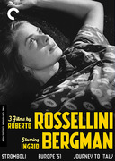 Criterion Rossellini Bergman box cover