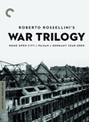 Roberto Rossellini's War Trilogy - Criterion Collection