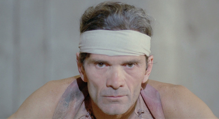Pier Paolo Pasolini in The Decameron