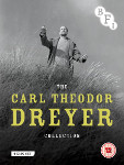 The Carl Theodor Dreyer Collection - BFI box set cover