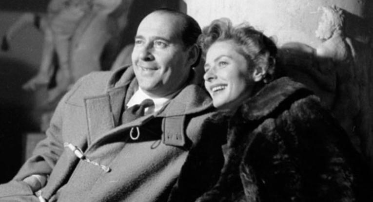 Roberto Rossellini & Ingrid Bergman