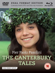 Canterbury Tales BFI Blu-ray cover image